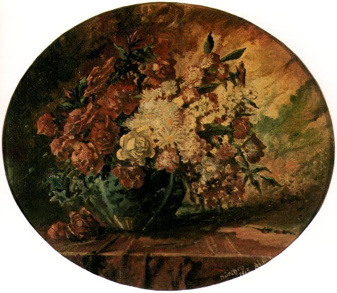 Hitler y el arte Flower6