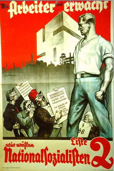 Hitler el nacimiento del mal